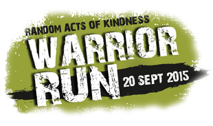 Random Acts of Kindness Warrior Run!