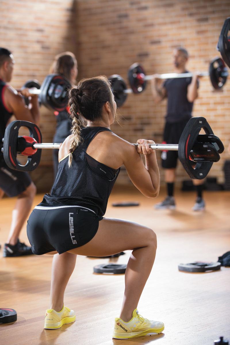 Class Descriptions The Gym Tauranga